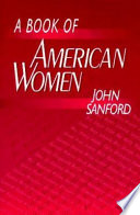 A Book Of American Women Book