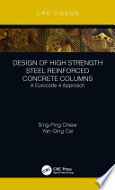 Design of High Strength Steel Reinforced Concrete Columns