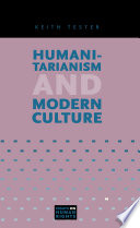 Humanitarianism and Modern Culture