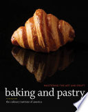 Baking and Pastry Book