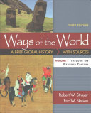 Ways of the World with Sources  Volume I 3e   Launchpad for Ways of the World  3e  Six Month Access  Book