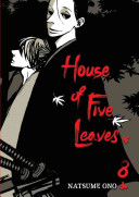 House of Five Leaves Book