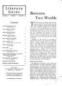 Literary Guide