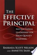 The Effective Principal Book