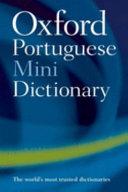 Oxford Portuguese Minidictionary