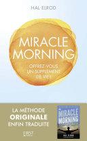 Miracle Morning Pdf/ePub eBook
