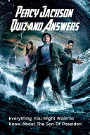 Percy Jackson Quiz and Answers