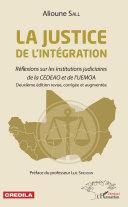 La justice de l'intégration