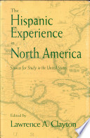 The Hispanic Experience In North America