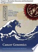 Cancer Genomics Book