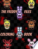 The Freddy Files Coloring Book