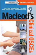 Cover of Macleod's Clinical Osces