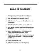 The 2003 Two Day ESOP Conference Proceedings Book  November 20   21  2003  Ceasars Palace  Las Vegas  NV