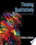 Thinking Qualitatively