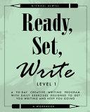 Ready  Set  Write  Level 1