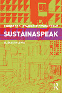 Sustainaspeak Pdf/ePub eBook