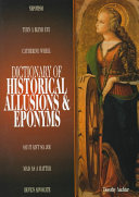 Dictionary of Historical Allusions   Eponyms