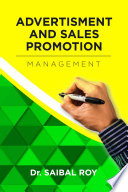 Advertisement And Sales Promotion