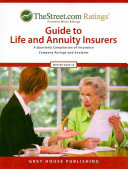 TheStreet com Ratings Guide to Life and Annuity Insurers