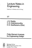 Finite Element Analysis for Engineering Design