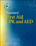 Standard First Aid  CPR  and AED Book