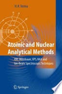 Atomic and Nuclear Analytical Methods  : XRF, Mössbauer, XPS, NAA and Ion-Beam Spectroscopic Techniques