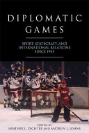 Cover of Diplomatic Games