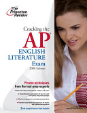 Cracking the AP English Literature   Composition Exam Book