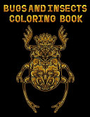 Bugs   Insects Coloring Book