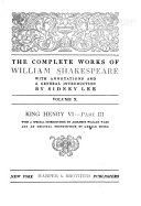 The Complete Works of William Shakespeare: King Henry VI, pt.3. King Richard III