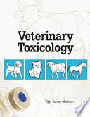 Veterinary Toxicology Book PDF