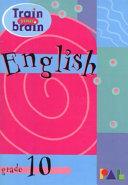 Train Your Brain Gr 10 English