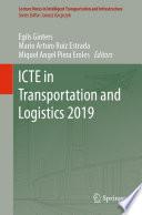 ICTE in Transportation and Logistics 2019 Book