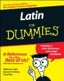 Latin For Dummies [Pdf/ePub] eBook