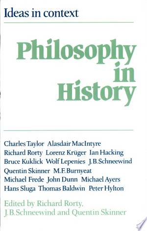 Philosophy+in+History