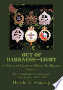 Out of Darkness   Light  Pre Confederation to 1982