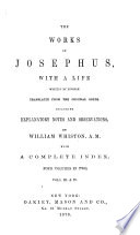 The Works of Josephus