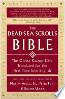 The Dead Sea Scrolls Bible