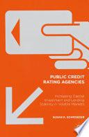 Public Credit Rating Agencies