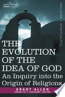 The Evolution of the Idea of God