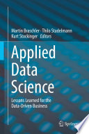 Applied Data Science Book