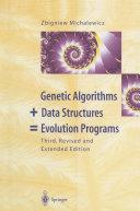 Genetic Algorithms   Data Structures   Evolution Programs