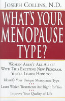 What s Your Menopause Type