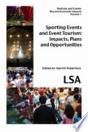 Sporting events and event tourism.epub