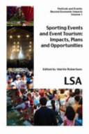 Sporting events and event tourism