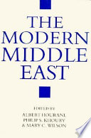 The Modern Middle East Book PDF