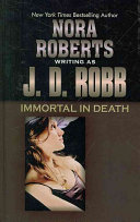 Immortal in Death Book