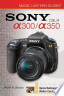 Sony Dslr A300 A350