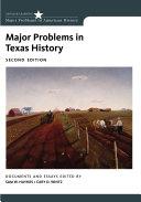 Major Problems in Texas History [Pdf/ePub] eBook