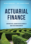 Actuarial Finance